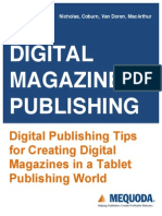 Digital Magazine Publishing Handbook