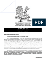 Reseña de Constitucional de 30-01-2012