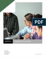 OMESOL Training Catalogue Asia