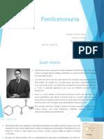 Fenilcetonuria Final