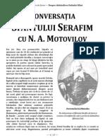 Serafim de Sarov - Despre dobandirea Duhului Sfant.pdf