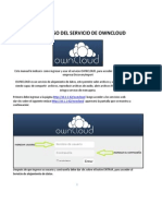 Owncloud Manual Test