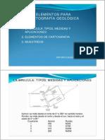 CARTOGRAFIA GEOLOGICA-2