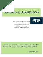 Introducción a la Inmunología 2013