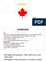 Canada - Oil Taxation & Regulations