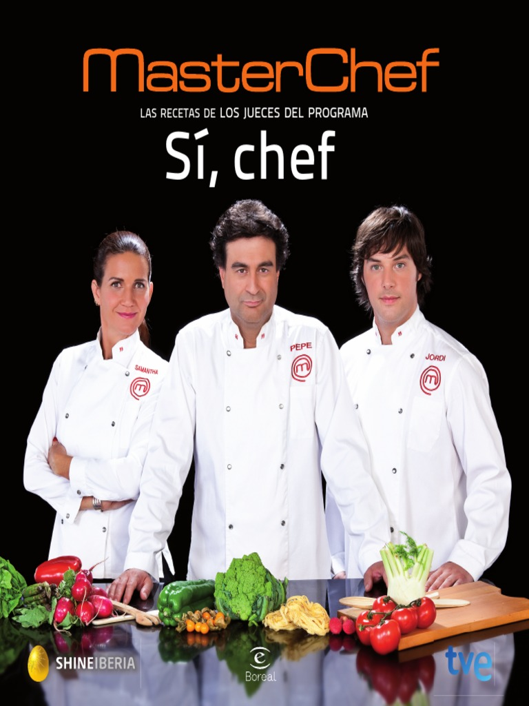 libro masterchef junior pdf gratis