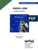 SOKKIA LINK - Guia de Usuario