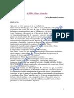 A Bíblia e Seus Absurdos (Carlos Bernardo Loureiro)