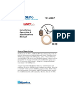101-0007 USB MicroLink Manual