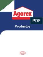 Agorex Catalogo