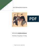 [Medicina Tradicional Chinesa]  Apontamentos Distúrbios da Disposição - Fichas de leitura