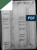 1860 Slave Schedule Fulton County