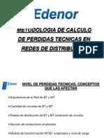 Calculo de Perdidas en Redes de Distrib.