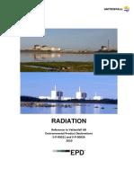 Vattenfall Radiation 2010