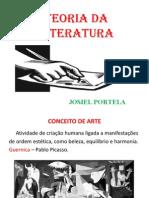 TEORIA DA LITERÁRIA 2013