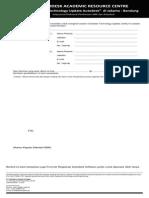 New Autodesk RegistrasiSMK