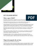 Ataque Syn Flood