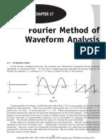 Fourier Method of Waveform Analysis