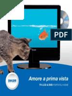 Catalogo Dikom TV e DVD