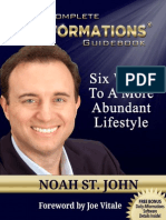Afformation GuideBook Sampler
