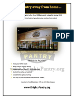 Knights Pantry