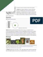 Física - quimica - biologia y mucho mas