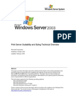 Print Server Scalability and Sizing Technical Overview White Paper.doc