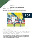 Honduras Por Sexta Vez Ante Brasil