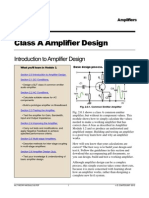 Amplifiers Module 02