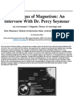 Percy Seymour - The Magus of Magnetism