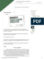 Língua Portuguesa para Vestibular_ Coesão Referencial