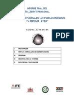 Informe Final Peru Mex Col Bol