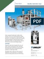 Uniloy UR Tech Overview