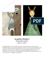 Jackie Hurlbert at Brumfield's Gallery
