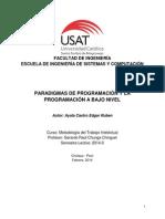 Monografia Ayala