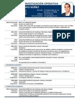 CV Antonio Rengifo