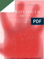 Johannes Quasten - Patrologia T.3 - La edad de oro de la literatura patrística latin - Espanhol