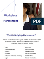 Ajit Workplace Harassment