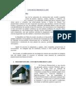 Concreto Premezclado - Ladrillo - Tecnopor