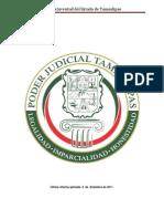 Ley de La Juventud Del Estado de Tamaulipas