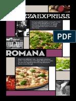 Pizzaexpress Mnu