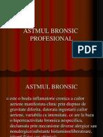 2. Astmul Bronsic Profesional Curs II