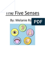 The Five Senses- Unit Plan