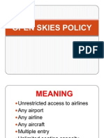 Open Skies Policy