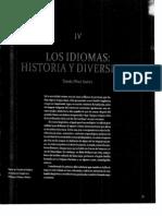 Los Idiomas.historia y Diversidad