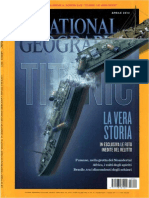 National Geographic Italy 2012 Aprile