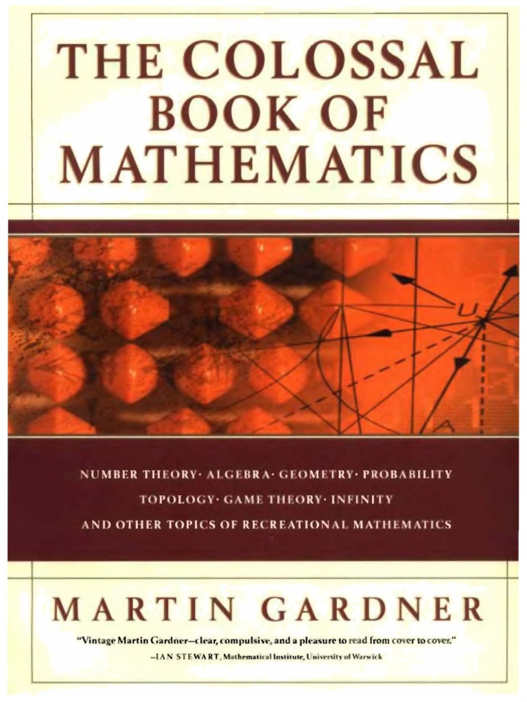 The colossal book of mathematics gnv64 fandeluxe Images