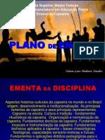 Plano de Ensino Capoeira
