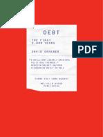David Graeber - Debt the First 5 000 Years