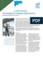 Intel PTT Security Technologies 4th Gen Core Retail Paper